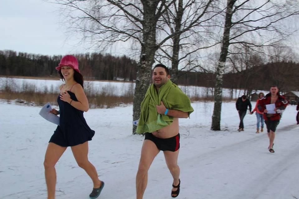 Otepää Sauna Marathon 24