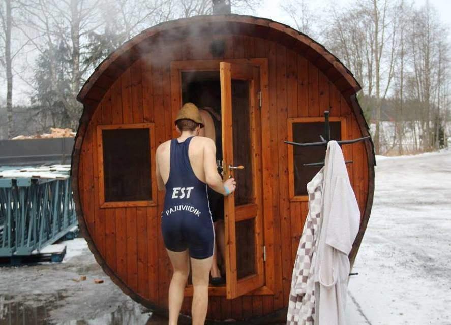 Otepää Sauna Marathon II