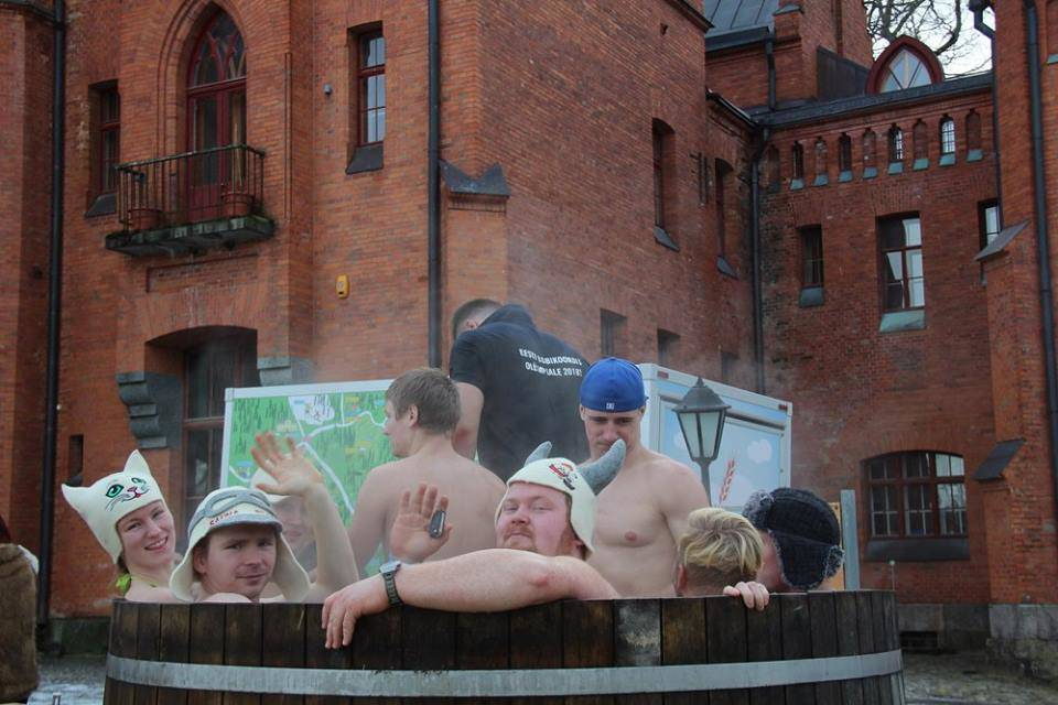 Otepää Sauna Marathon V