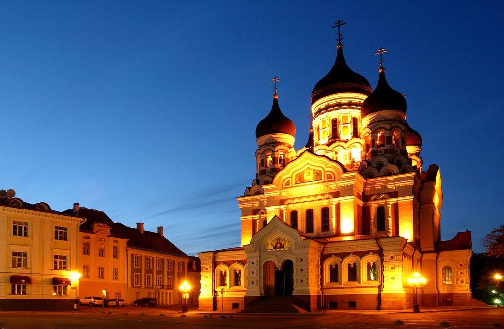 Alexander Nevski Cathedral - Toomas Tuul