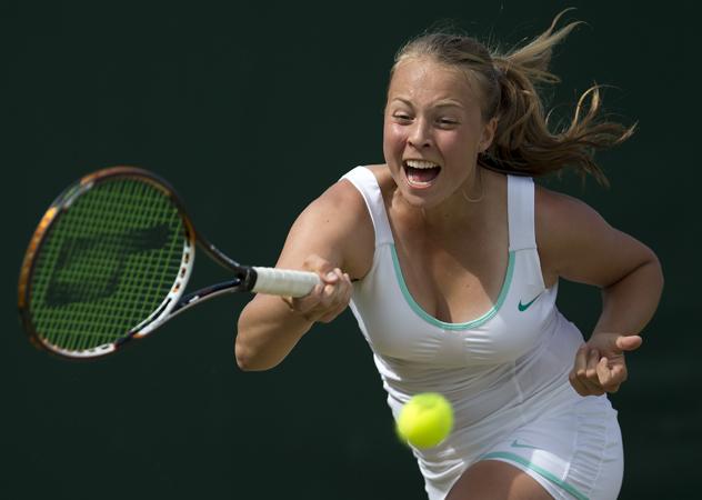 Anett Kontaveit - IFT Tennis