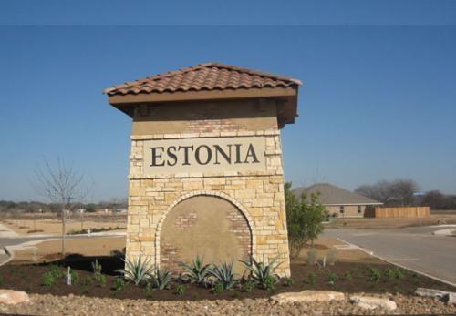 Estonia neighbourhood in San Antonio
