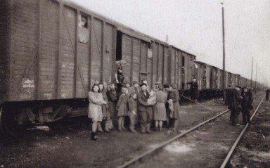 Estonian deportees in Siberia
