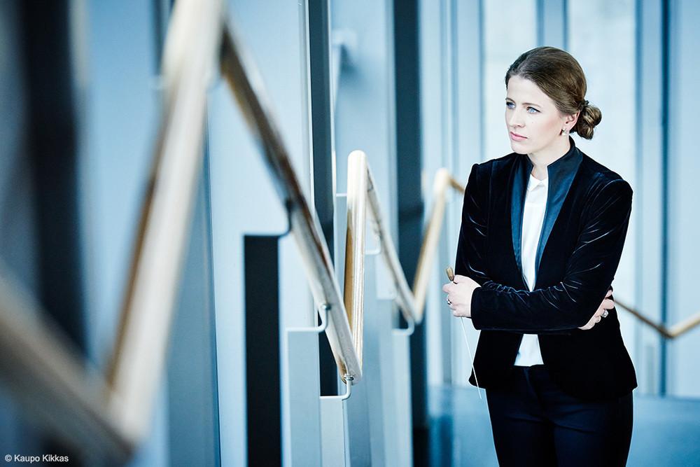 Kristiina Poska - photo by Kaupo Kikkas