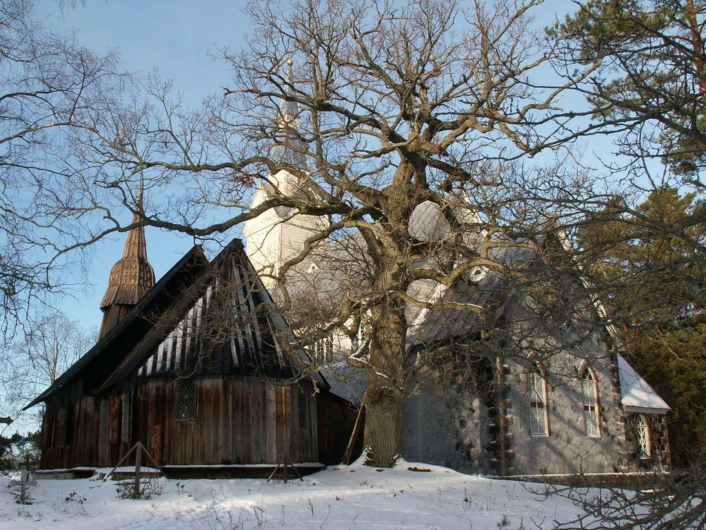 Ruhnu Church - Reigo Jõe