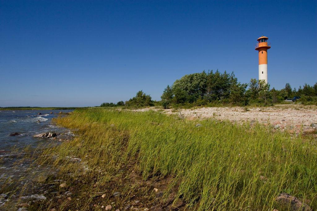 Sõru lighthouse in Hiiumaa - Lembit Michelson