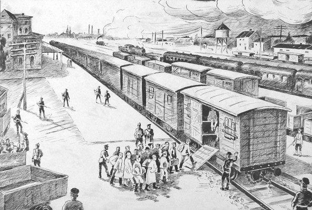 Soviet deportations - Kresy-Siberia.org