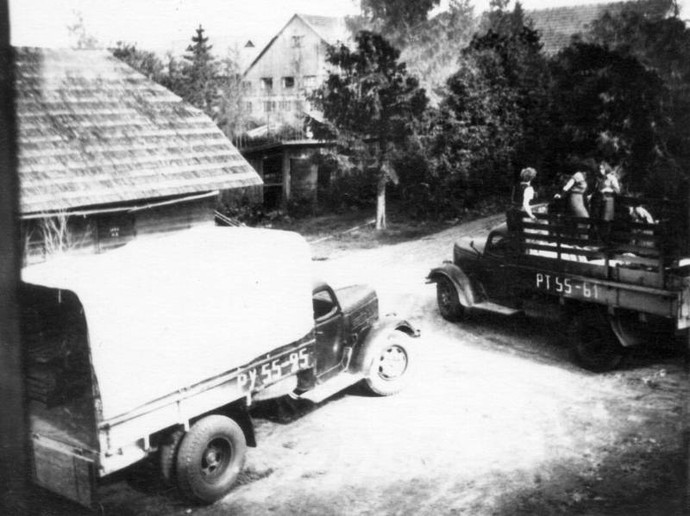 Soviet deportations in Estonia in 1949