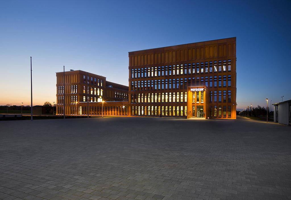 University of Tartu Physics Building