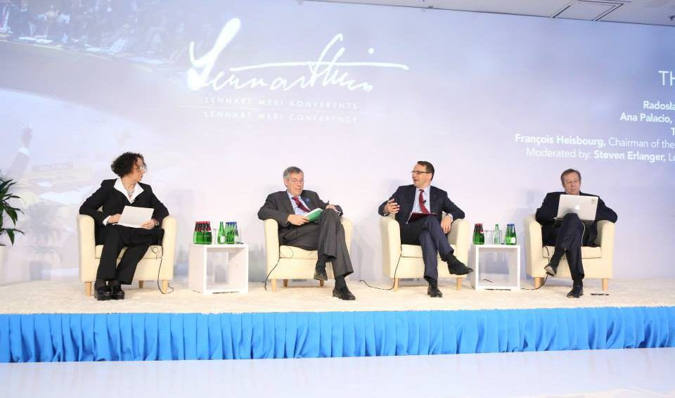 The lennart meri conference u2013 ten years of leading the discussion on