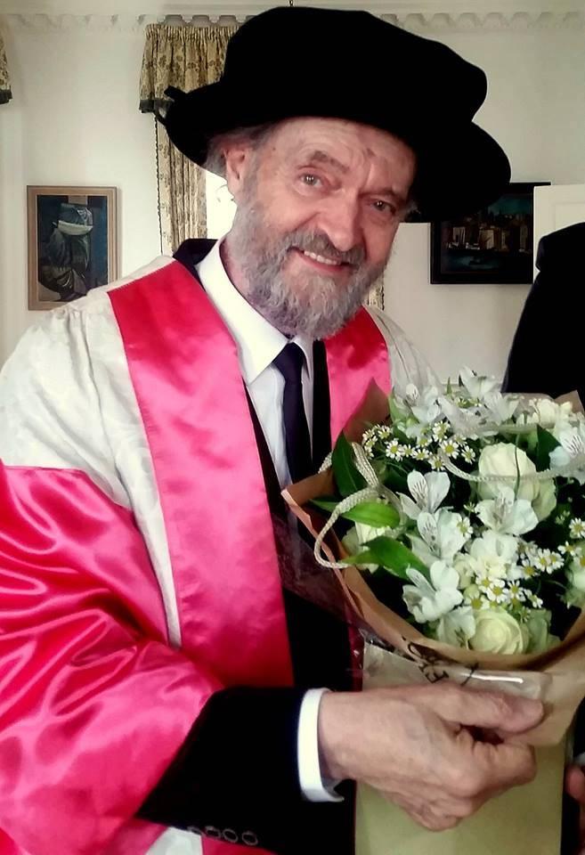 Arvo Pärt receives honorary degree from Oxford University III