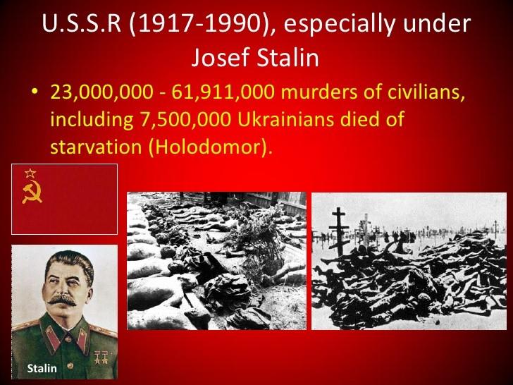 Stalin crimes
