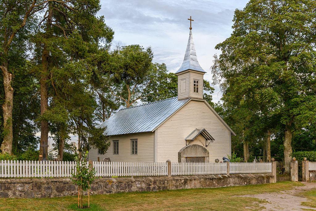 Käsmu chapel - MinuHiiumaa