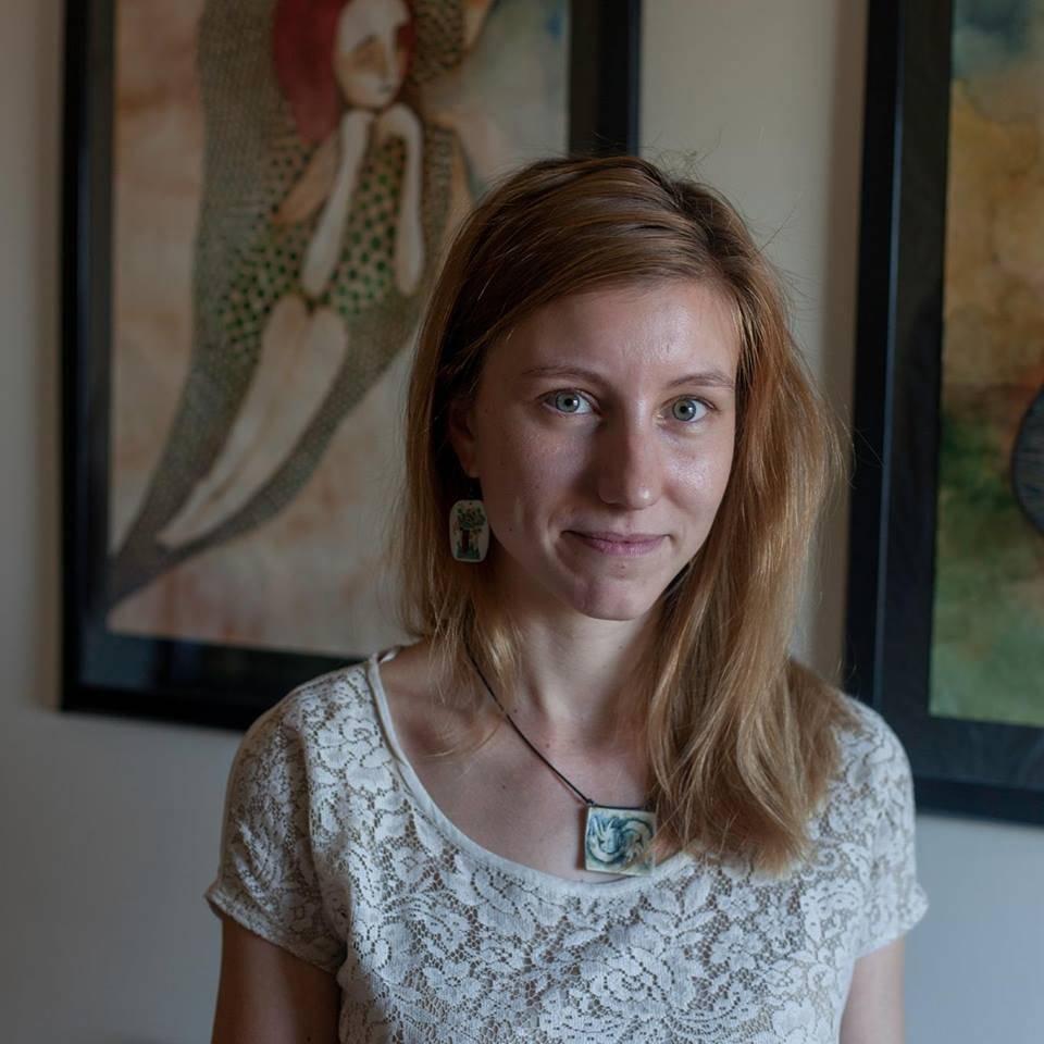 Mirjam Siim (Agnieszka Żywczyńska)