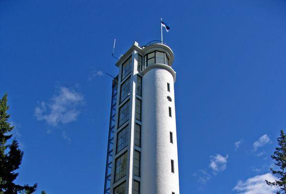 Suur Munamägi tower - Jaak Nilson (EAS)