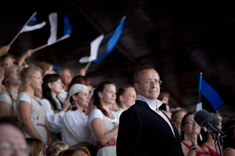 Edward Lucas: Ilves Put Estonia On The Map