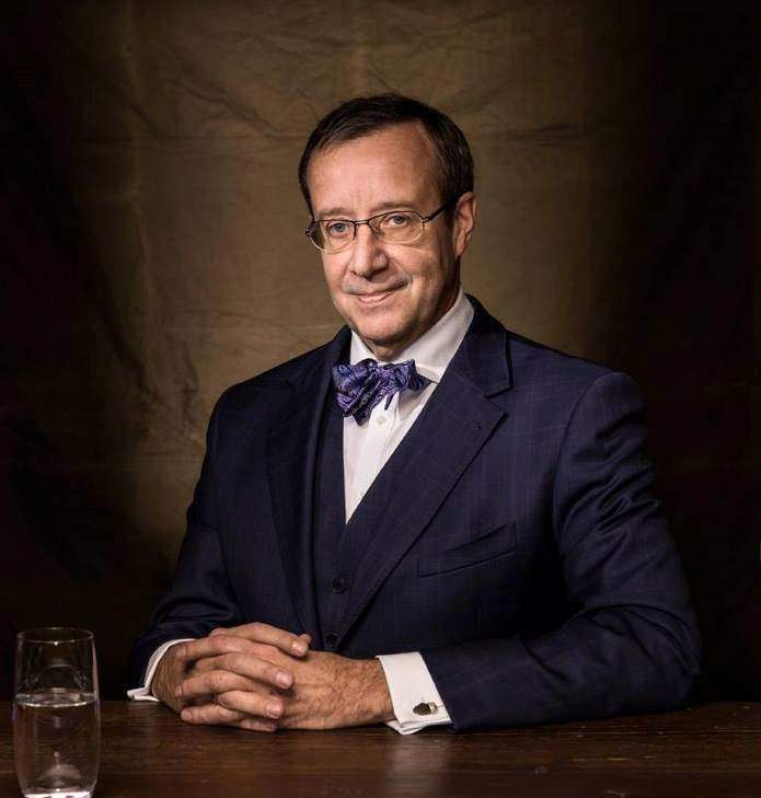 Toomas Hendrik Ilves - photo by Rene Altrov