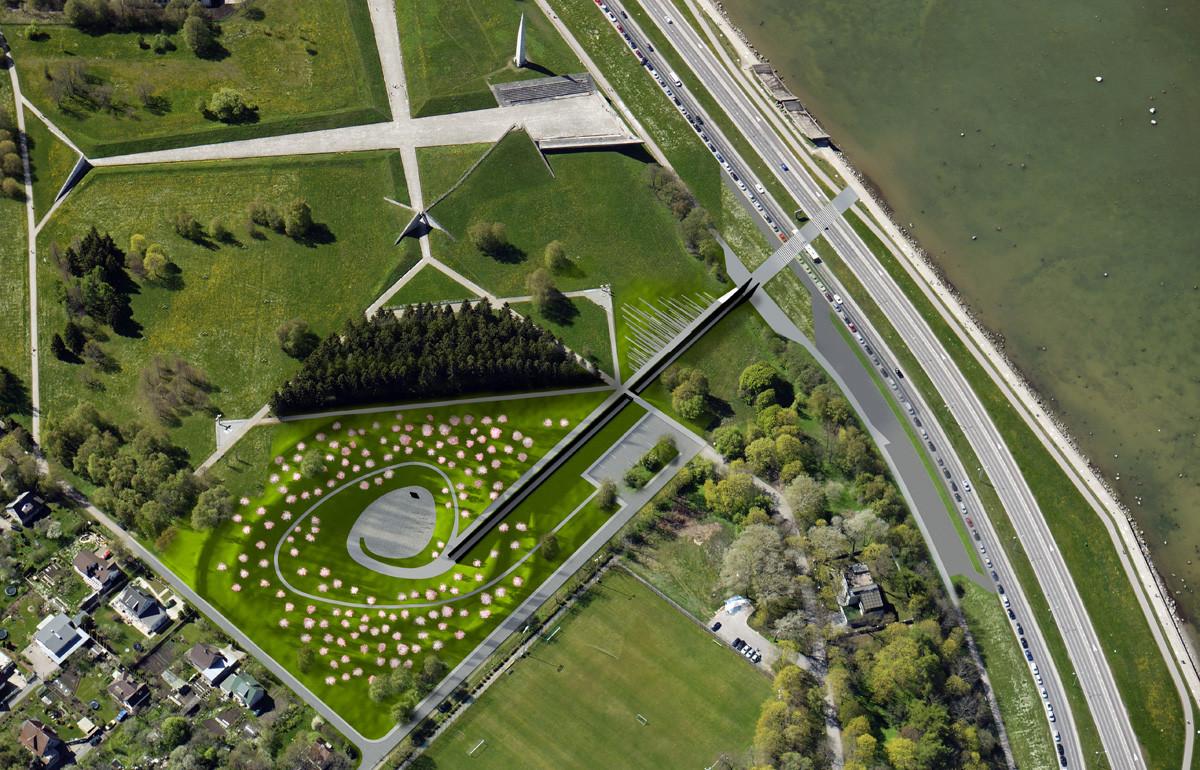 Communism memorial
