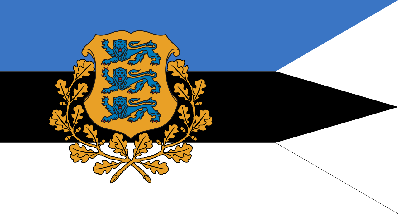 Presidential flag of Estonia