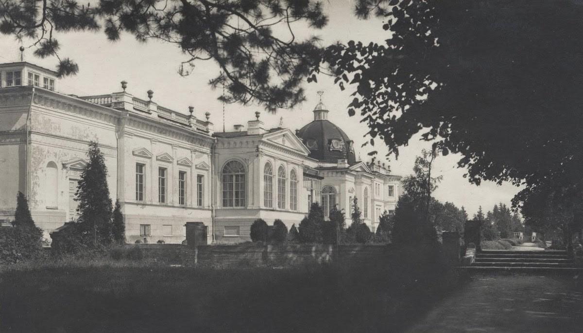 ERM - Raadi manor house