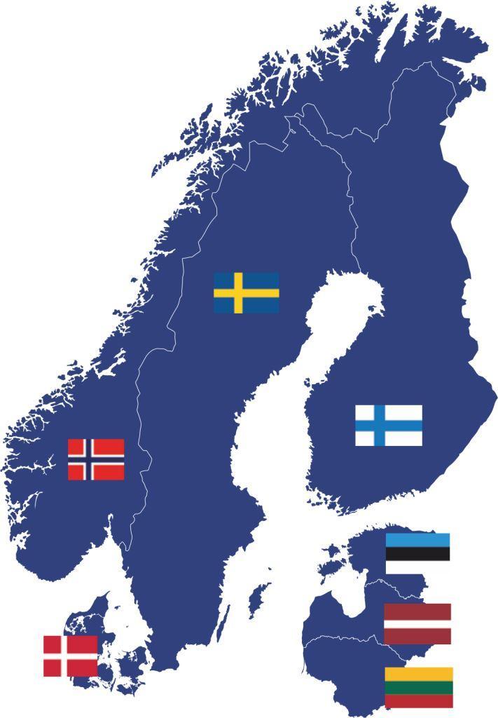 The Un Classifies Estonia As A Northern European Country