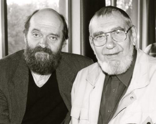 Veljo Tormis and Arvo Pärt