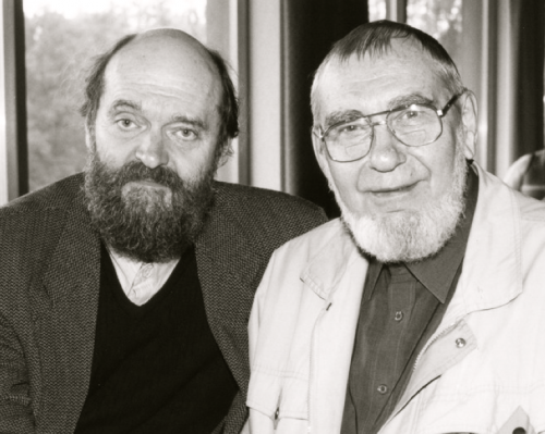 Veljo Tormis and Arvo Pärt