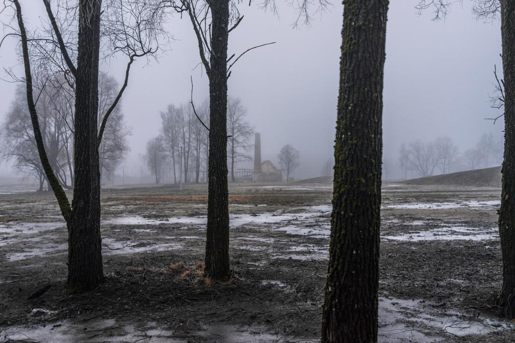 Raadi, Tartu. When visiting Estonian National Museum in Tartu, take time to wander in its surroundings too. In addition to the Soviet airfield, there are beautiful mansion ruins amidst a more classical park. Originally it was meant to be covered with high wild grass (think High Lane in NYC) not mowed lawn. Hopefully it will grow back — it would add to an already fairy tale feeling.