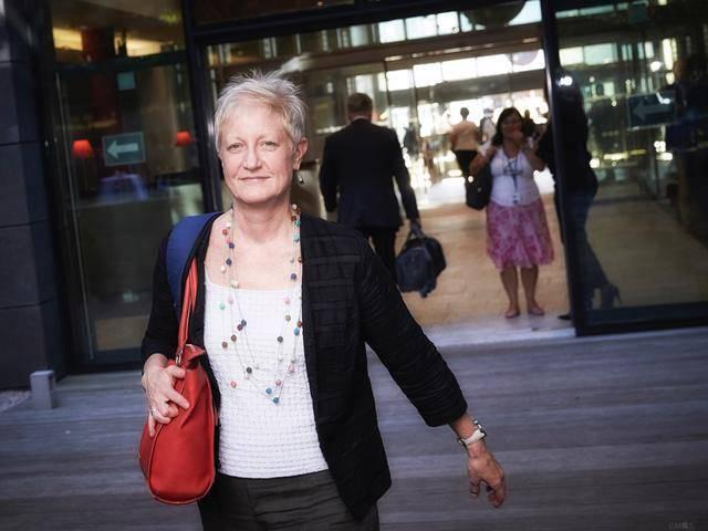 Riina Kionka. © European Union