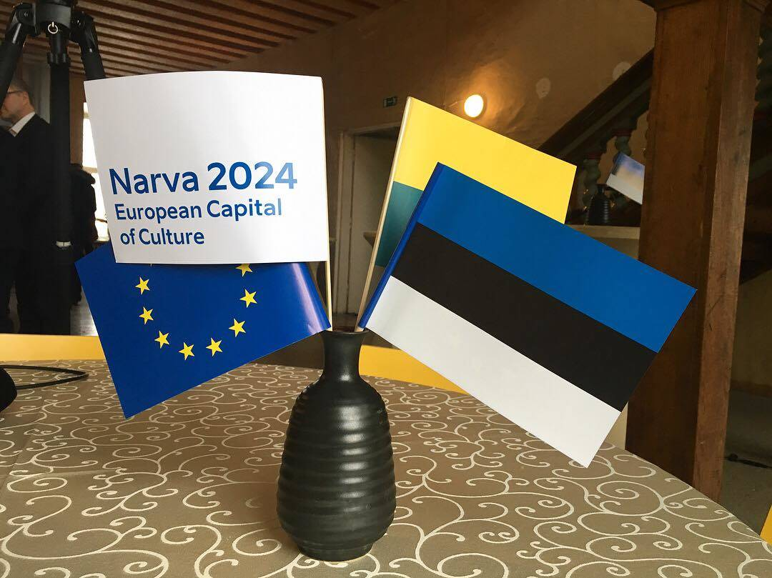 Narva Is Aiming To Become European Capital Of Culture In 2024