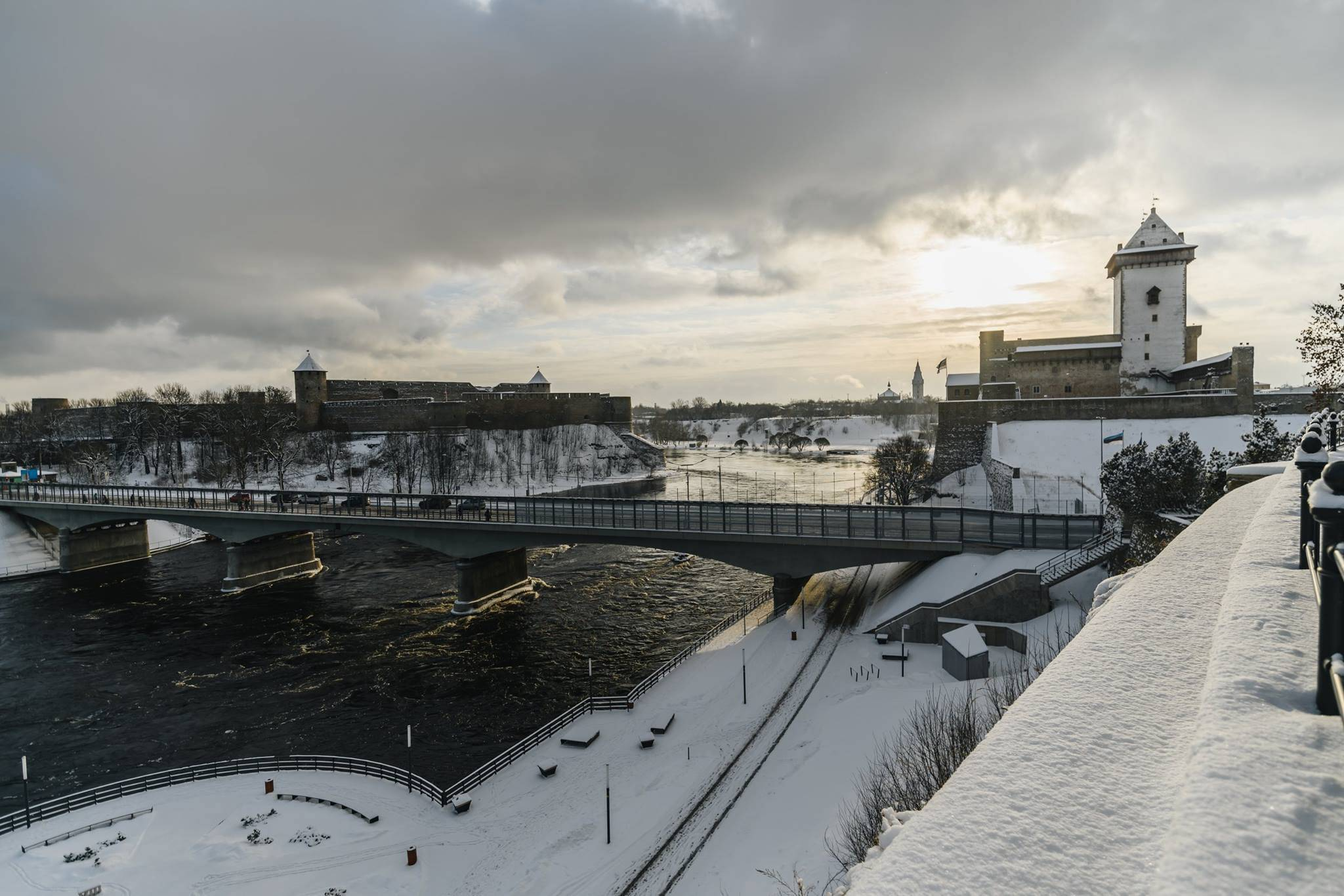 Narva Is Aiming To Become European Capital Of Culture In