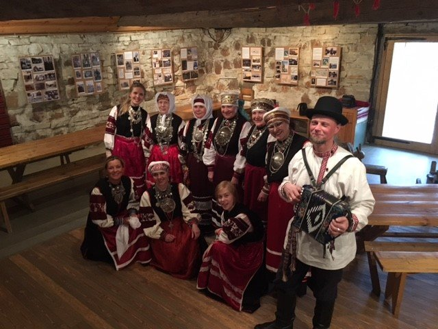 Seto performers will take the stage at the Estonian cultural days in New York City.