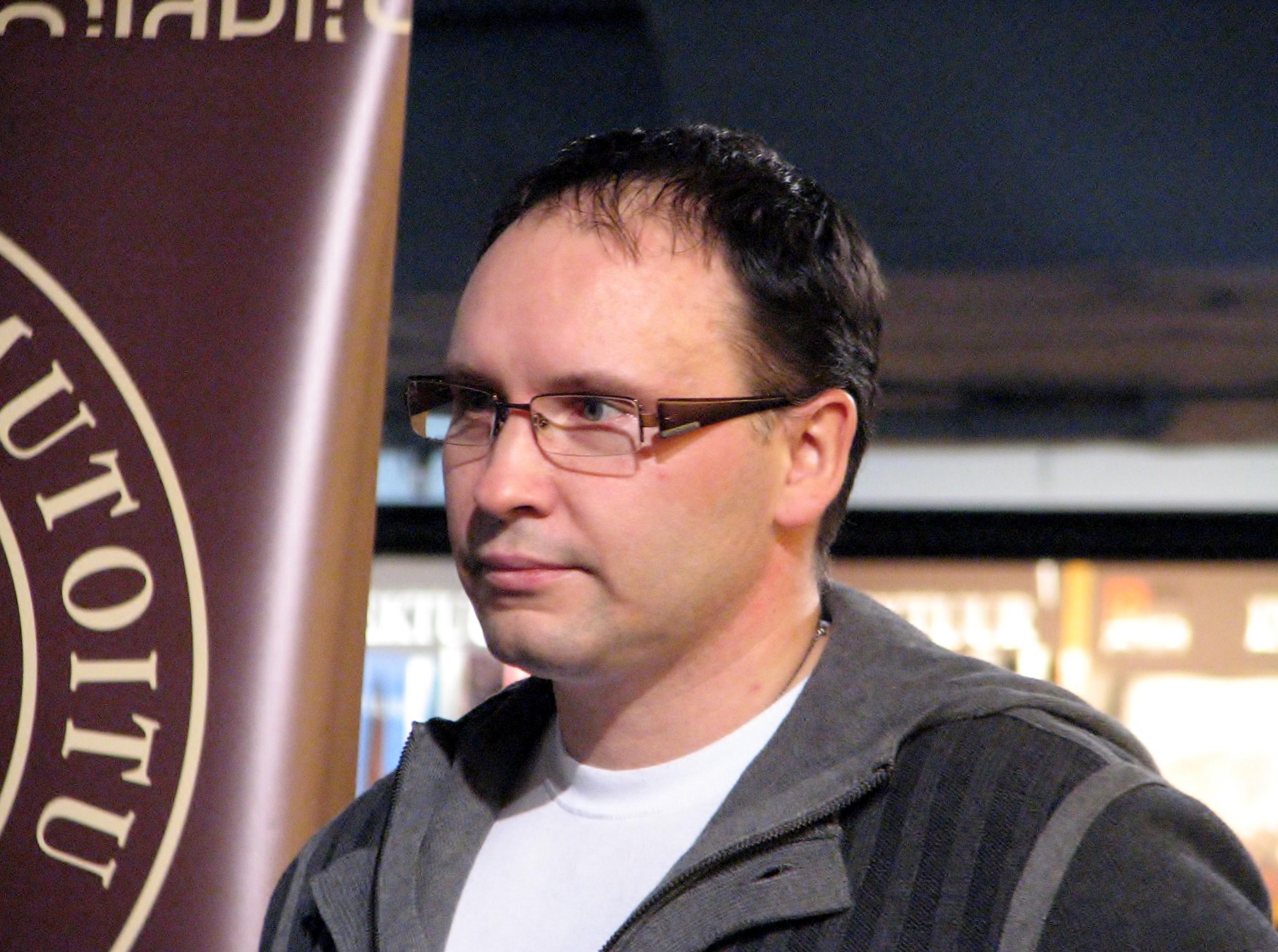 Andrey Ivanov.