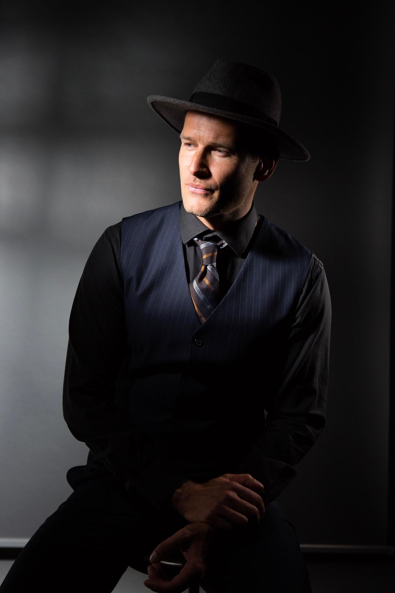 Johann Urb. Photo by Sara Khan.