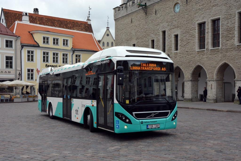 3357938ea59 A free ticket to ride: how Estonia is leading the world in a free transit  revolution