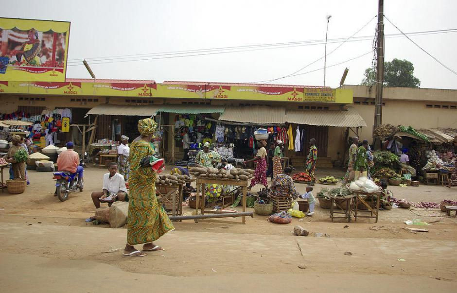 Ouando Market, in Porto-Novo, the capital of Benin. Photo by Babylas/Wikipedia, published under the CC BY-SA 3.0 licence.