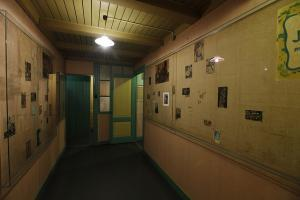 Anne Frank's room