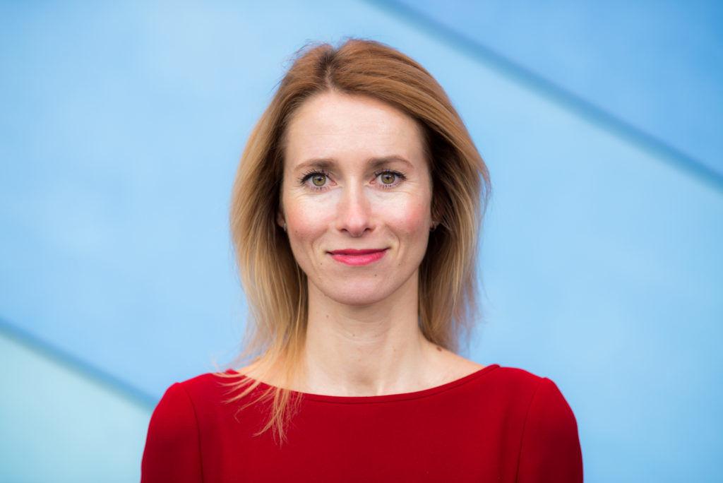 Kaja Kallas - Creative Business Network