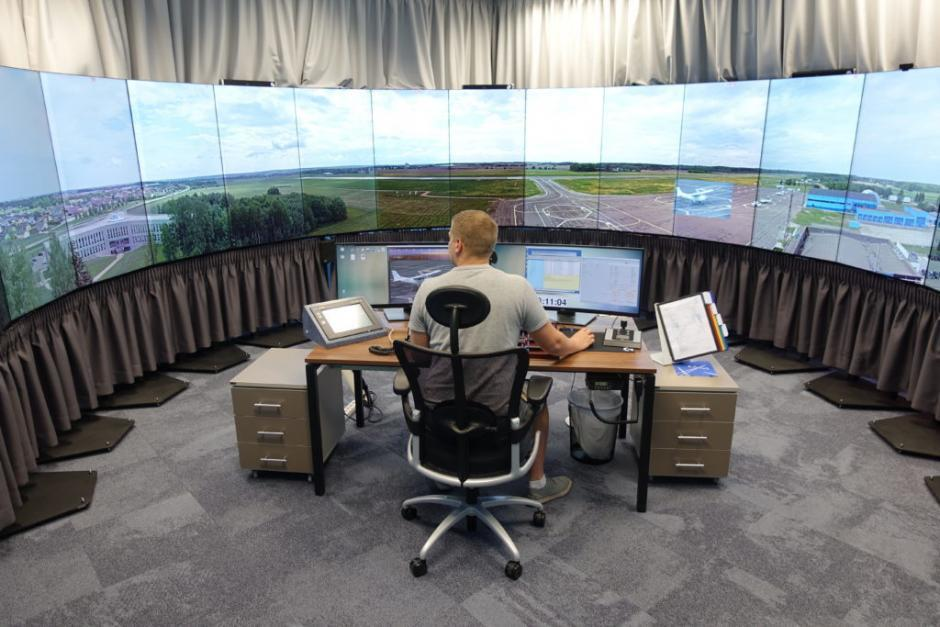 Estonian scientists are in a process of creating a remote air traffic tower centre that will enable a central and flexible provision of air traffic services, including the option that one person can provide service simultaneously to more than one aerodrome at the same time.