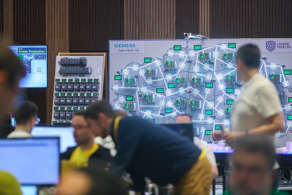 The world's largest cyber exercise in Estonia brings allies together
