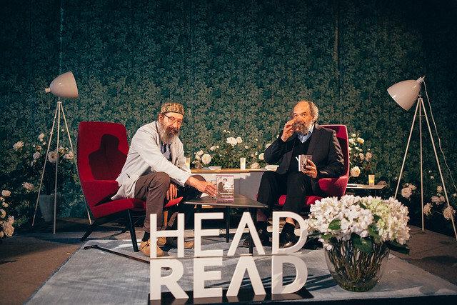 International Literature Festival HeadRead
