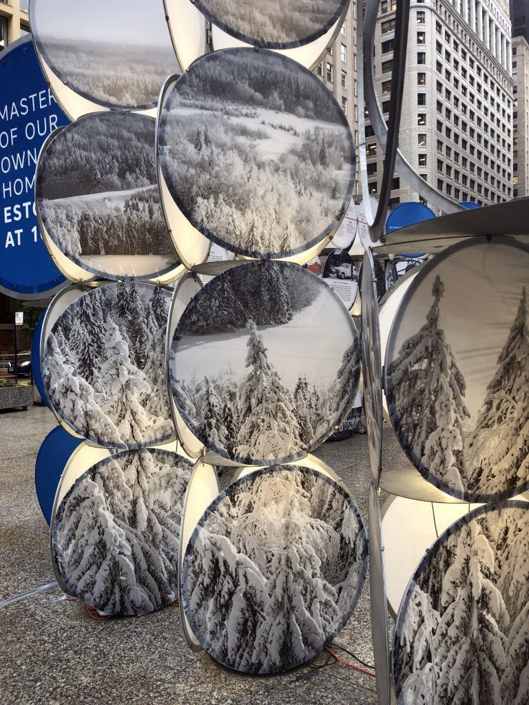 The Estonian winter. Photo by Sten Hankewitz.