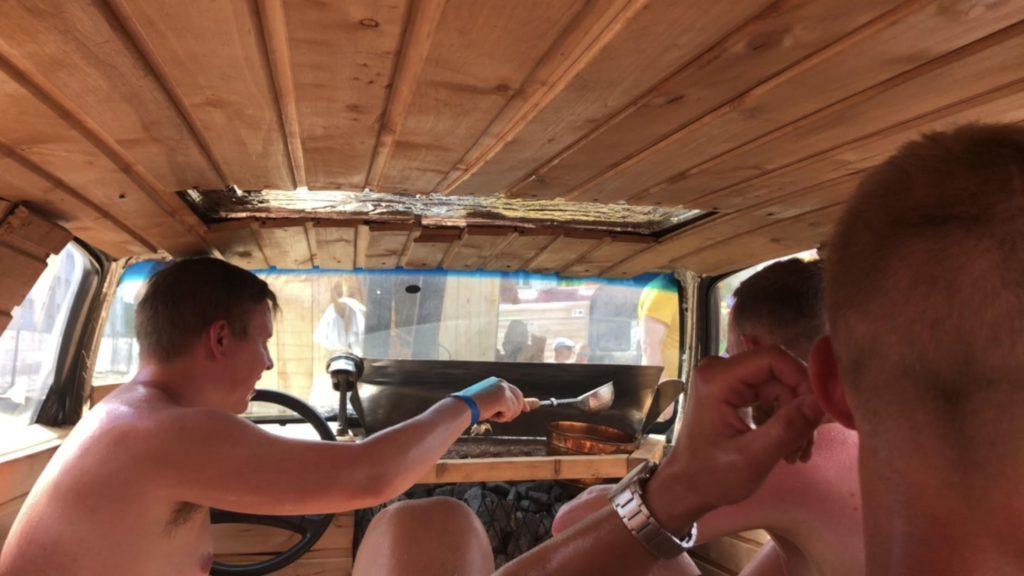 Sauna Auto