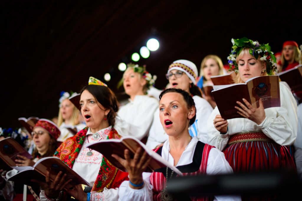 Updated – Gallery: The Estonian Song Celebration 2019