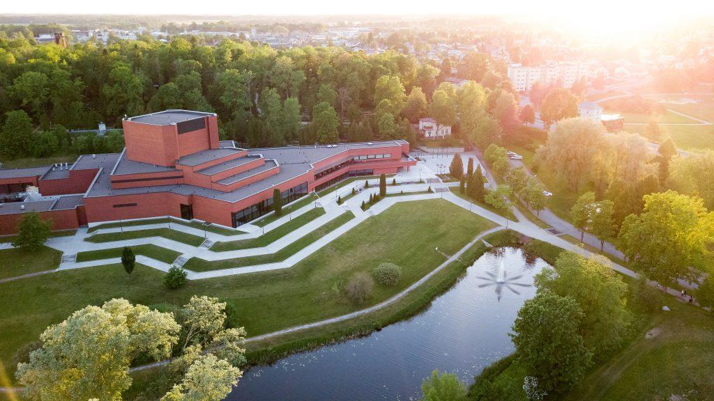 "Estonian town Viljandi is designated as a ""creative city"" by UNESCO"