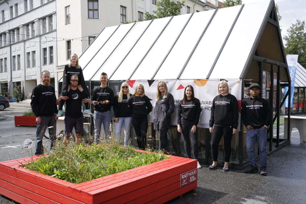 The Solaride team. Photo by Solaride.