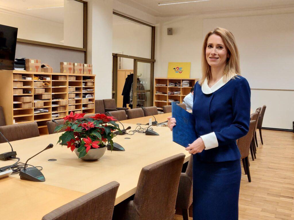 Estonias Kallas vows to break with far-right past | Daily