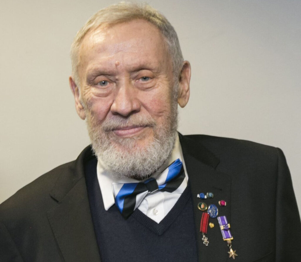 Estonian freedom fighter and politician Enn Tarto, who spent altogether 14 years in Soviet prison camps, died on 18 July at the age of 82. Photo by the Estonian Institute of Historical Memory.