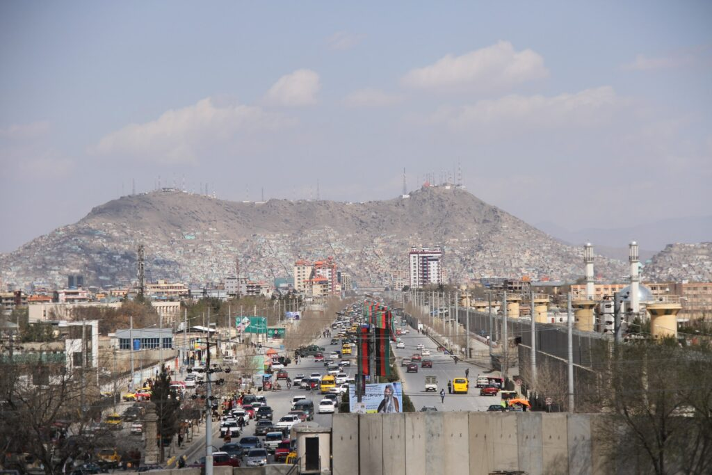 Kabul, the capital of Afghanistan. Photo by Farid Ershad on Unsplash.